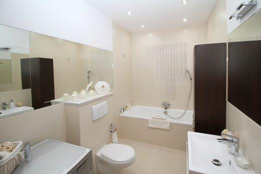 Badkamer verplaatsen