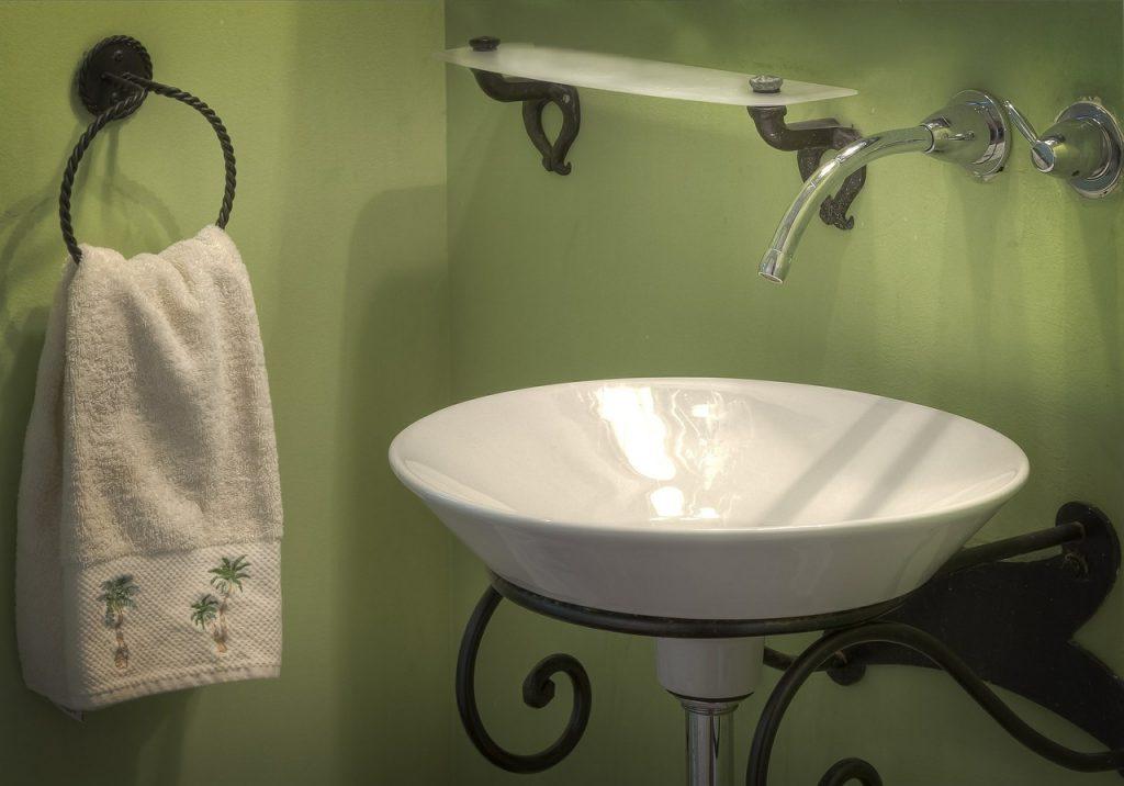 welk stucwerk in de badkamer gebruiken?