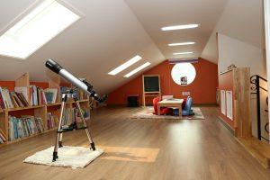 Maak van je zolder een werkkamer met een zolderrenovatie