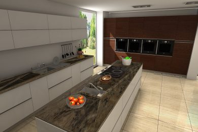 Handige tips voor het renoveren van je keuken