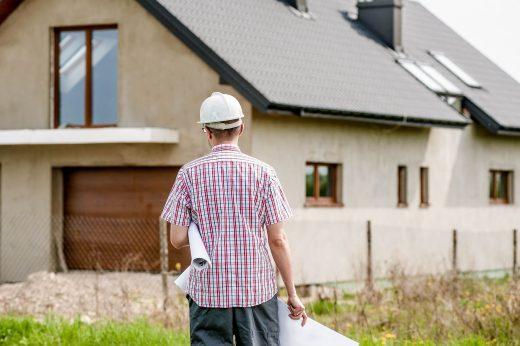 Huis uitbouw ontwerp