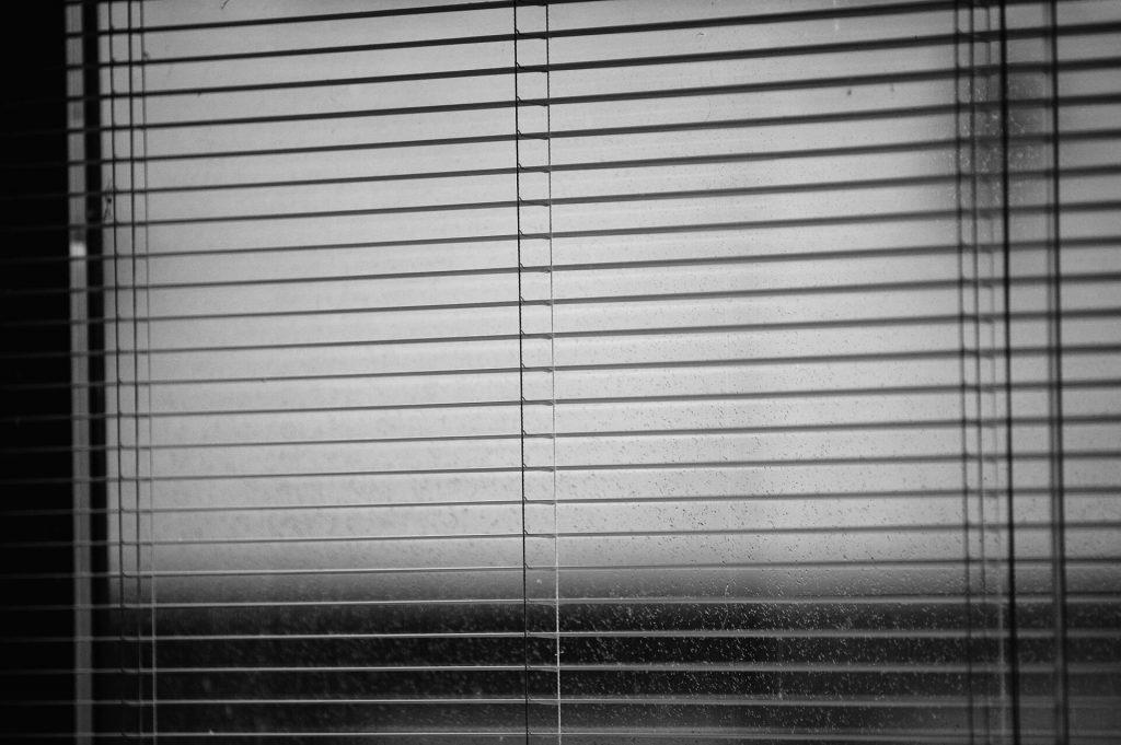jaloezie voor raam