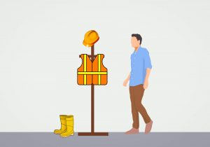 veiligheid tijdens werken