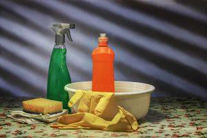 schoonmaakdienst inhuren