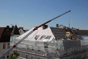 veiligheid op dak
